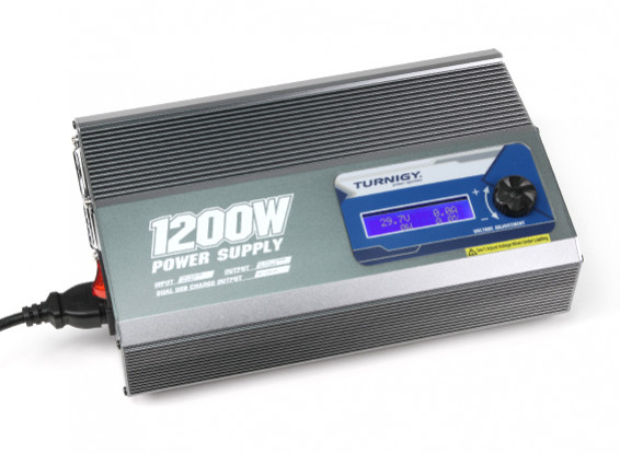 Unidad Turnigy 1200W 50A Fuente de alimentación (enchufe de EE.UU.)