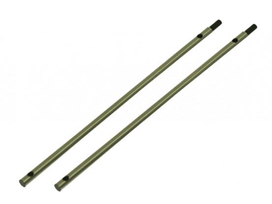 Gaui 100 y 200 Tamaño 3x89mm ejes principales Pack (203222)