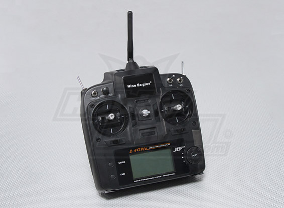 Nueve Eagles J6 PRO 6CH 2.4 GHz (Modo 1 / Modo 2)