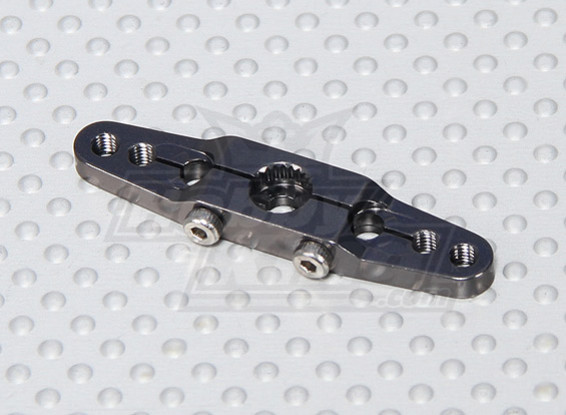 brazo del servo aleación para 46mmxM3 coche (JR)