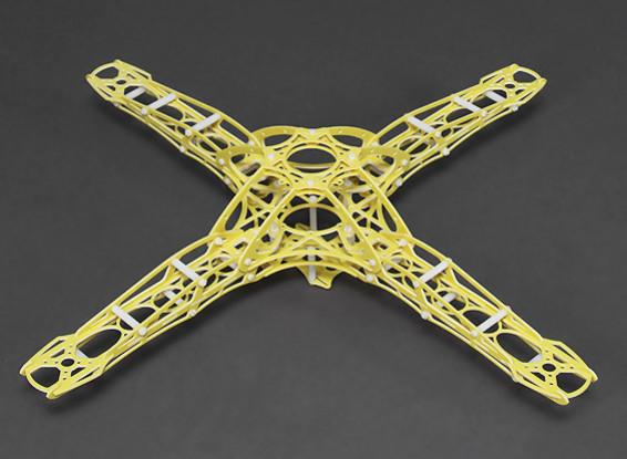 500 mm Marco de fibra de vidrio Hobbyking Quadcopter