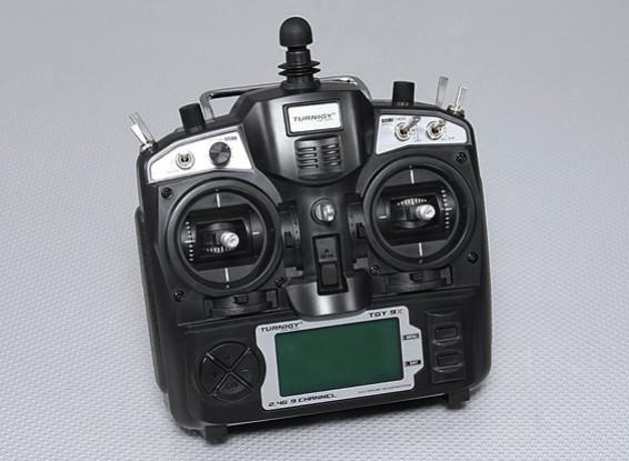 Transmisor Turnigy 9X 9Ch sin módulo (Modo 2) (v2 Firmware)