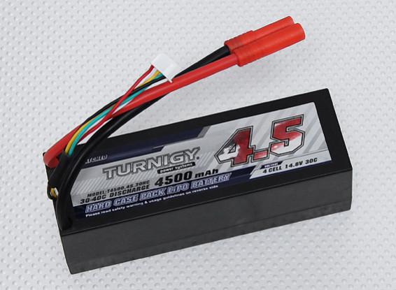 Turnigy 4500mAh 30C 4S Estuche Pack (ROAR APROBADO) (DE Almacén)