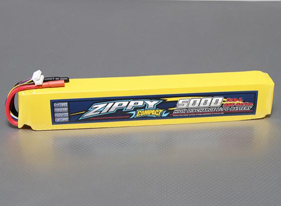 ZIPPY compactos 5000mAh 25C Lipo Pack de 10S