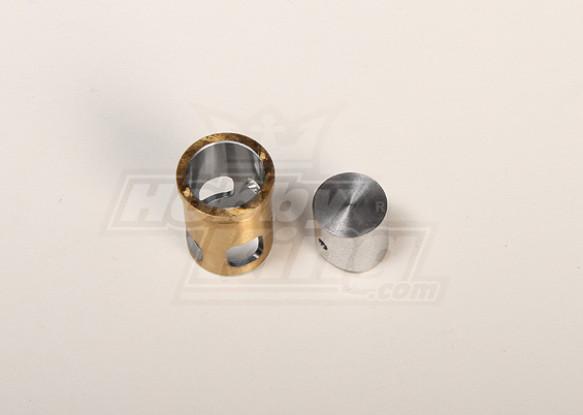 ASP 21M - cilindro de pistón Conjunto