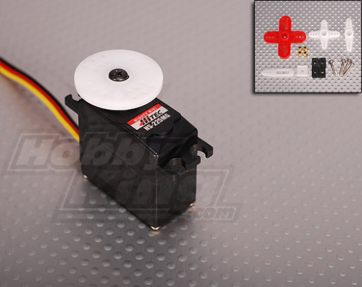 Hitec HS-225 mg Mighty Mini servo 3,9 kg / 31g / 0.14sec