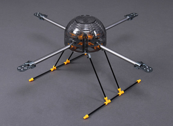 Turnigy HAL (Heavy Lift aérea) Quadcopter 585mm Marco