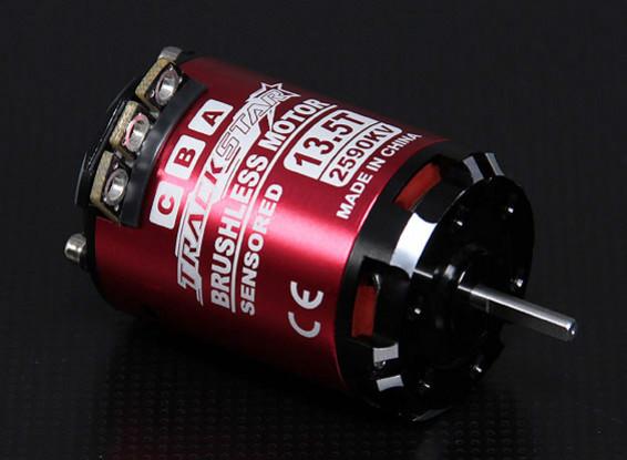 Turnigy TrackStar 13.5T Sensored motor sin escobillas 2590KV