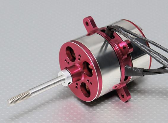 Contra giratoria CR50M sin escobillas del motor Outrunner inc radial montaje del motor