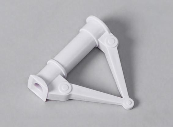 Plástico Escala de rodaje que se arrastra Enlace 5mm