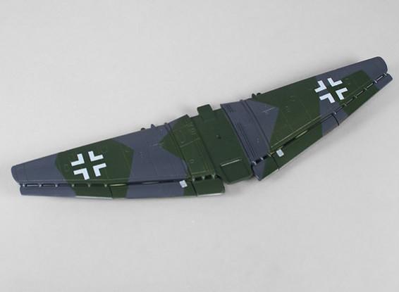 H-Rey Micro JU-87G-1 Stuka - Sustitución Ala principal