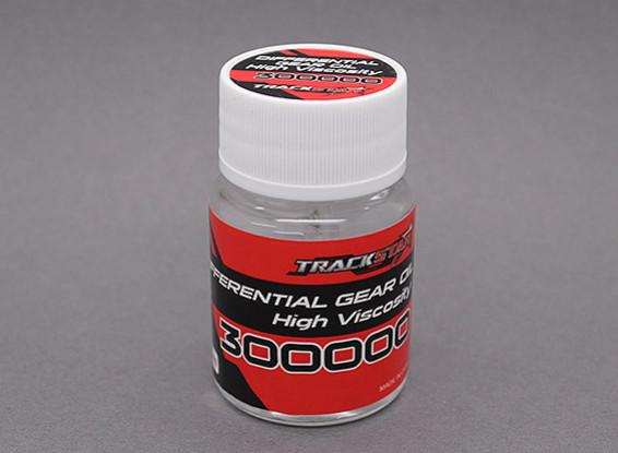 TrackStar silicona aceite de Diff (alta viscosidad) 300000cSt (50 ml)