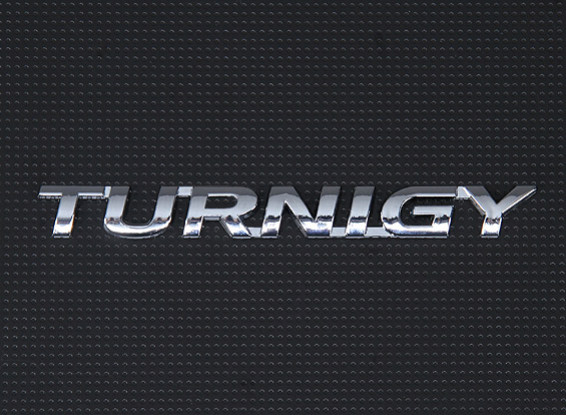 Badge Turnigy (auto-adhesivo)
