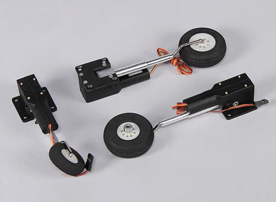 Durafly ™ 1000 mm Sea Vixen - Sustitución de retracción Conjunto (1 juego)