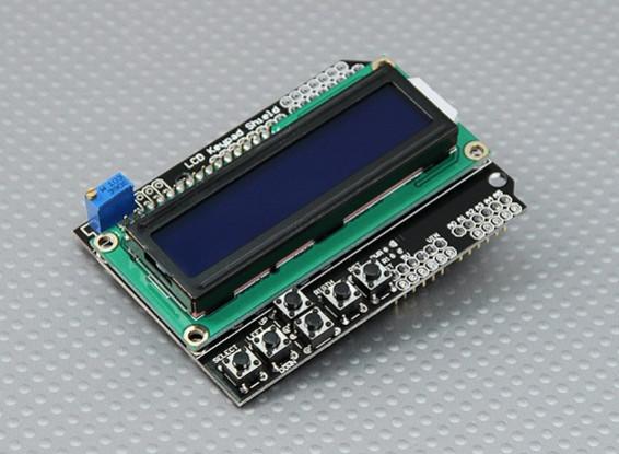 Kingduino Teclado LCD Escudo