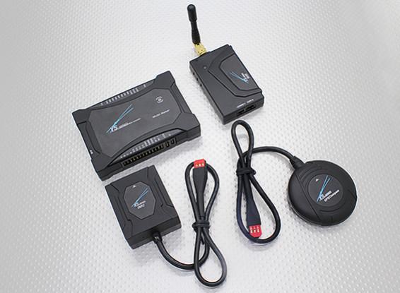 Sistema ZeroUAV YS-X6 GPS Piloto automático de control de vuelo