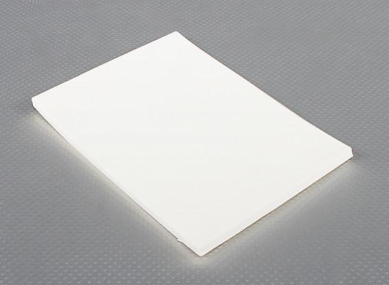 Espuma anti-vibración (blanca espuma de látex)