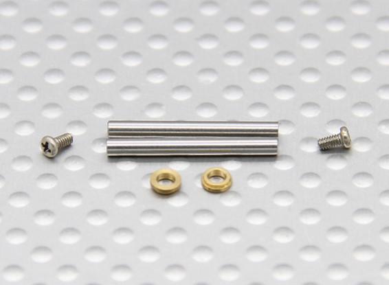 Turnigy FBL100 calado eje (2pcs / bolsa)
