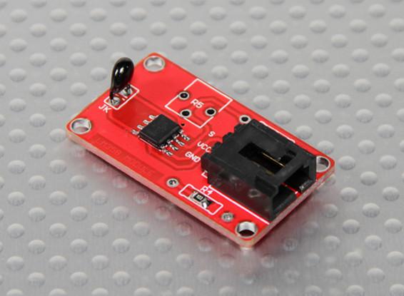 Módulo del sensor de temperatura analógico Kingduino