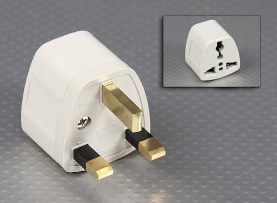 British Standards 1363 Multi-Standard adaptador de sockets