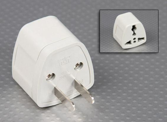 Normas japonesas JIS C 8303 Multi-Standard de sockets adaptador