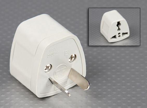 Los estándares chinos CPCS-CCC Multi Estándar de sockets adaptador