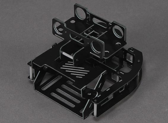 Multi-Rotor-roll / Tilt GoPro Hero 2 Soporte de la cámara