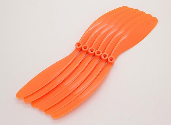 GWS EP hélice (DR-9070 228x178mm) naranja (6pcs / set)