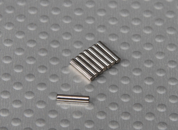 Pin (8x2mm) 1/10 Turnigy estadio Rey 2WD Truggy (8pcs / Bolsa)