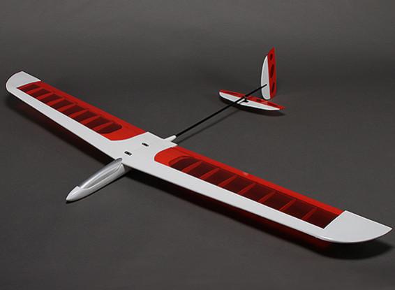 Apolo 1550 Compuesto aeroplano del planeador DLG 1550mm (ARF)