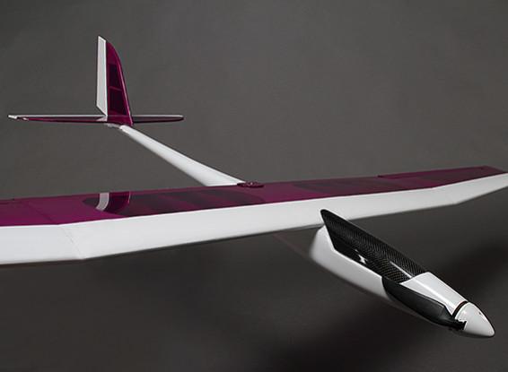 Skylark 1600 EP compuesto Planeador w / 1600mm Motor (ARF)