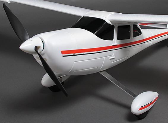 Trainstar Tough 1,4 m Trainer eléctrico listo para volar (RTF) (Modo 1)