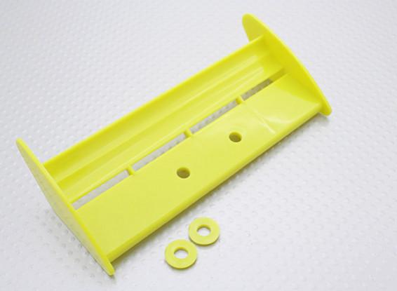 Ala trasera w / espaciador 1/16 Turnigy 4WD Nitro Racing Buggy (amarillo)