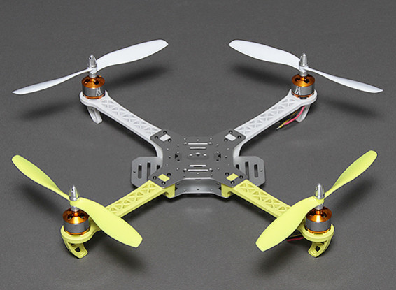 Marco ST360 Quadcopter w / Motores y hélices 360mm
