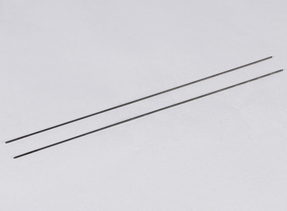 Empujar el metal Varillas M2xL300 (2pcs / set)