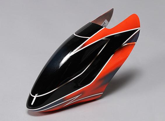 Turnigy High-End de la fibra de vidrio del pabellón de Trex 450 Sport