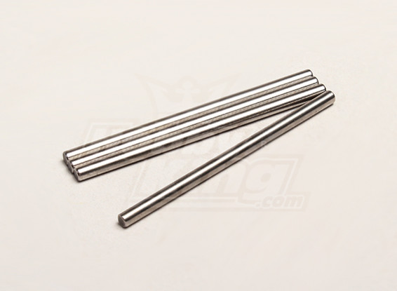 Pin suspensión de brazo largo (4pcs / bolsa) - Turnigy Trailblazer 1/8, 1/5 XB y XT