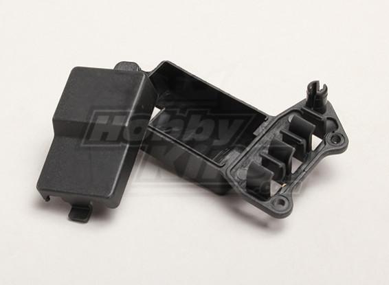Receptor de la cubierta superior / inferior - Turnigy Trailblazer 1/8