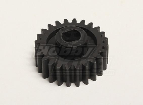 Engranaje de piñón (24T) - Twister Turnigy 1/5