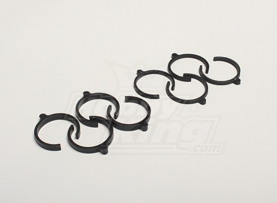 Nutech choque Spacer Set - Turnigy Twister 1/5