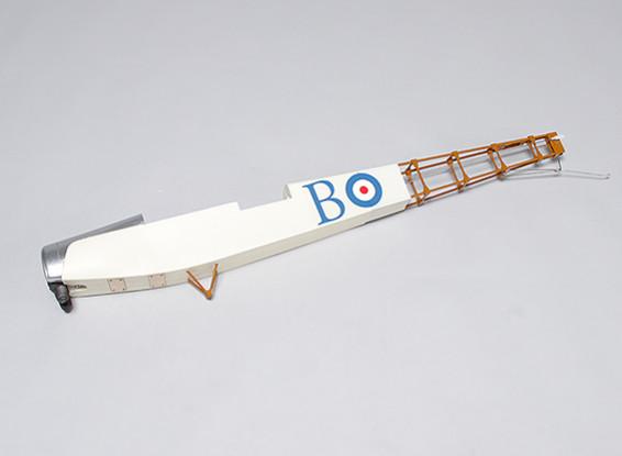 Pioneer 1020mm - Reemplazo del fuselaje