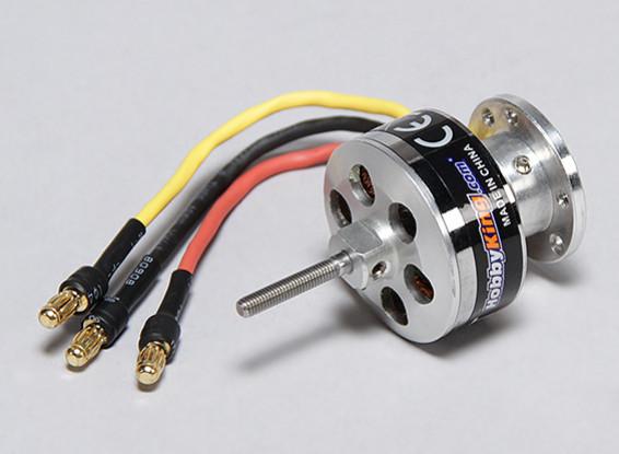 Pioneer 1020mm - Sustitución de motor sin escobillas