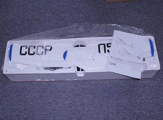 SCRATCH / DENT YAK 12 EPO 950mm w / flaps (PNF)