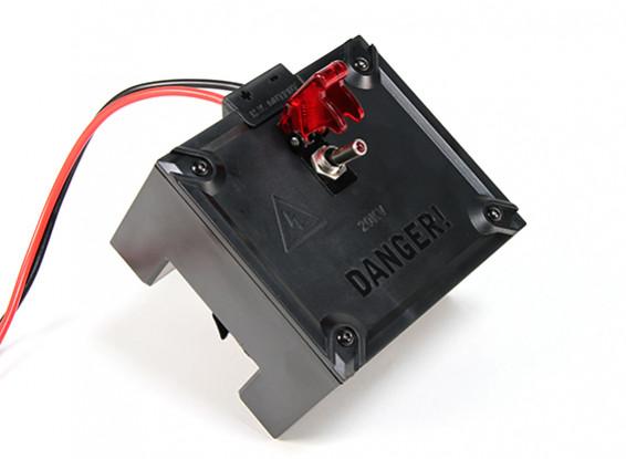 Pulso Sistema de encendido del encendedor Jet 20 KV Caja