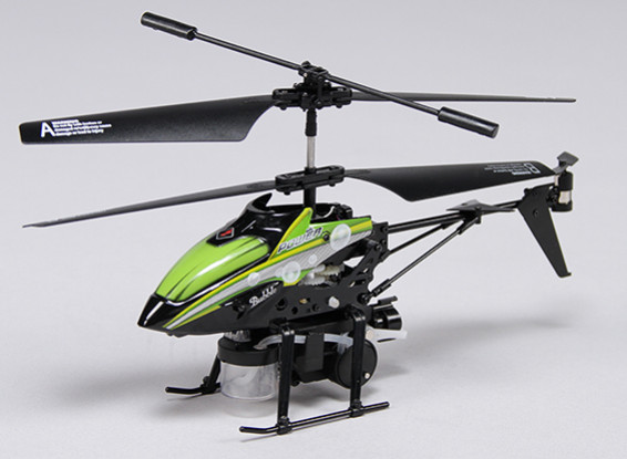 Burbuja helicóptero micro teledirigido del helicóptero (Modo 1) (RTF)