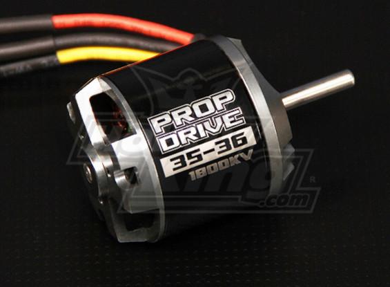 NTM Prop Serie Drive 35-36A 1800KV / 875W