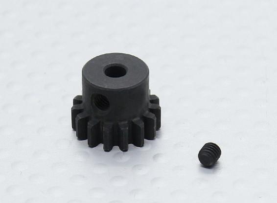 15T / 32 3.17mm Pitch acero endurecido engranaje de piñón