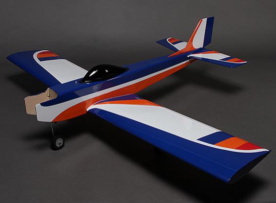 Maestro 0.46 resplandor tradicional de ala baja Sport Modelo, Balsa EP / IC 1440mm (ARF)