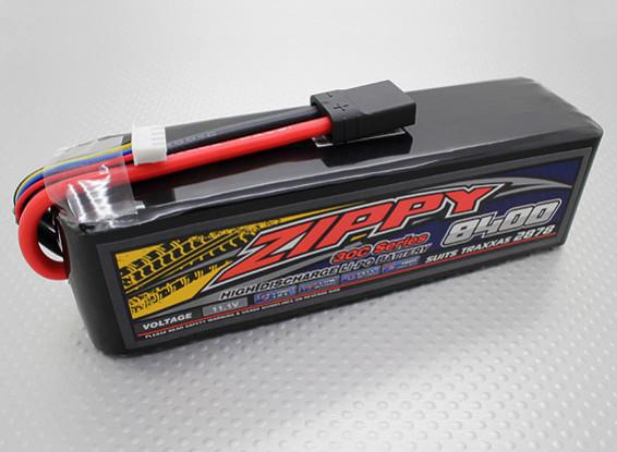 ZIPPY Traxxas compatible 8400mAh 3S1P 30C Lipo Pack (Trajes TRA2878)