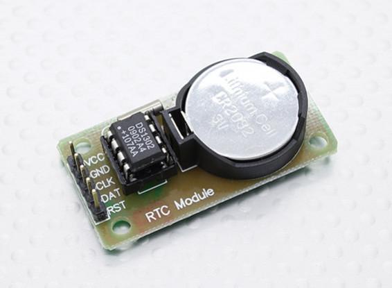 Kingduino Compatible módulo Tiempo real DS1302 reloj con batería